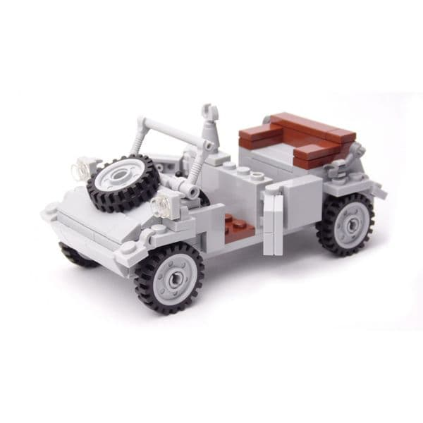 Kübelwagen | Building Kit | United Bricks